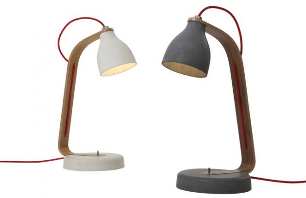 Stolní lampa Heavy Desk Light
