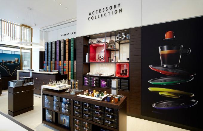 Nespresso otevřelo nový boutique v Brně