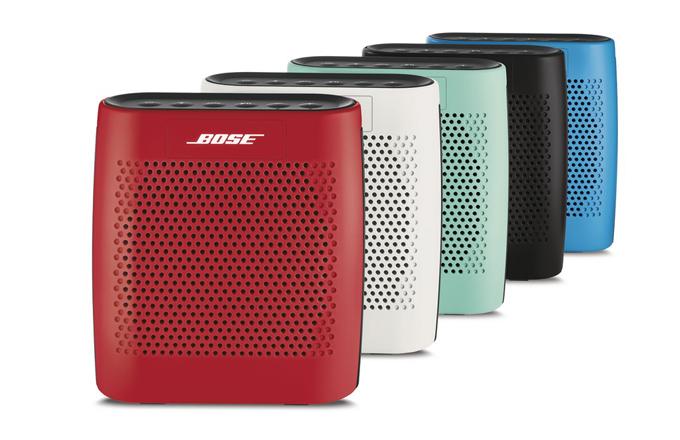 Zcela nový lehký a kompaktní Bluetooth reporoduktor Sound Link Colour s nečekaně silným zvukem