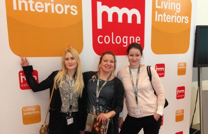 Videoreportáž: Kolín nad Rýnem IMM 2016 (zleva: Dana Klomínková, Edita Erbsová, Anna Martinková)