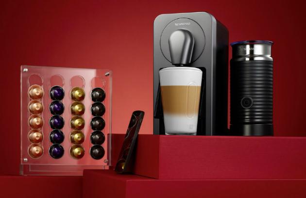 Představujeme Prodigio: první Nespresso kávovar připojený k vašim zařízením