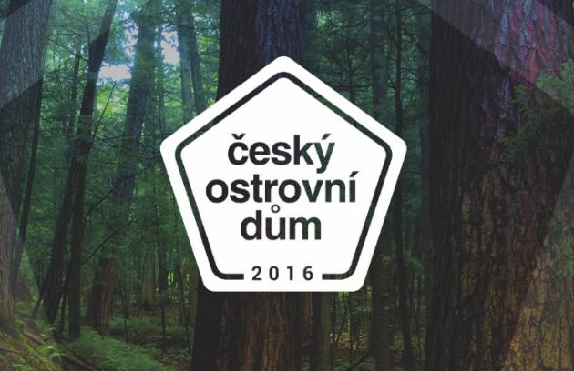 Architektonická soutěž Český ostrovní dům 2016