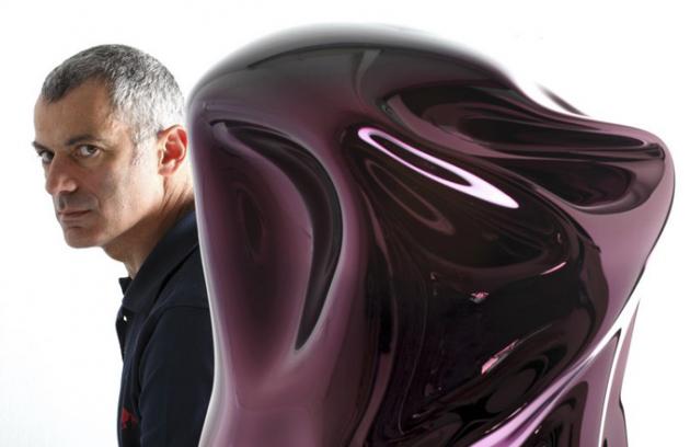 Arik Levy: srdce umělce v těle designéra