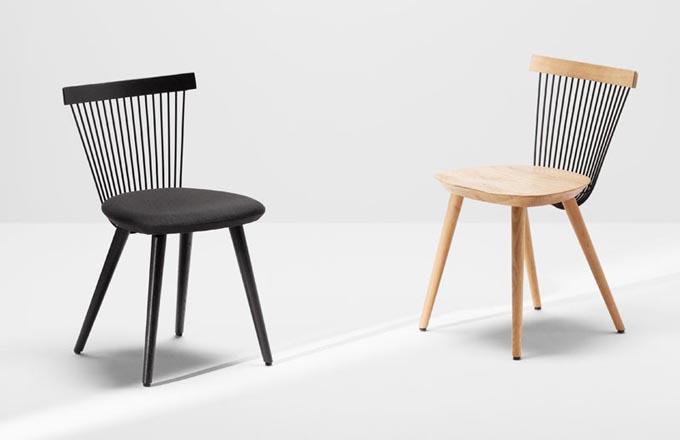 WW Chair: moderní vzhled windsorské židle