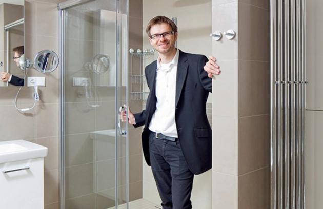 Jan Ranný: jak na dlažbu a obklady v koupelně