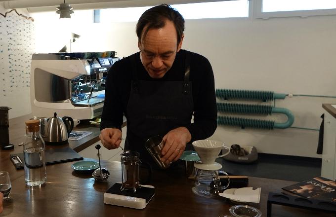 Exkluzivně: kávový kurz Petry Davies Veselé