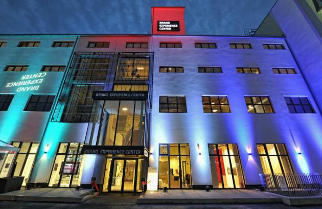 Brand Experience Center společnosti BSH domácí spotřebiče se otevřelo světu