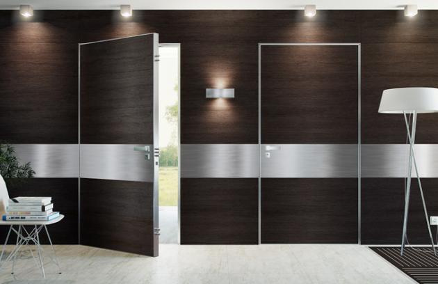 Vchodové dveře, které splňují funkční i designové požadavky