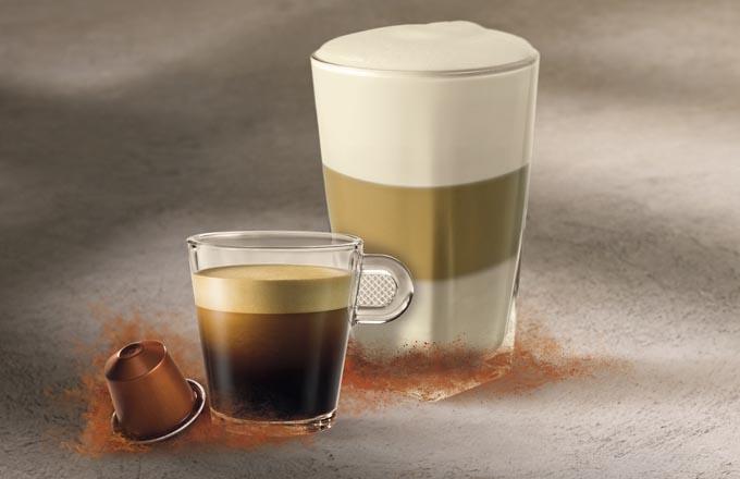 Nespresso představuje Envivo Lungo