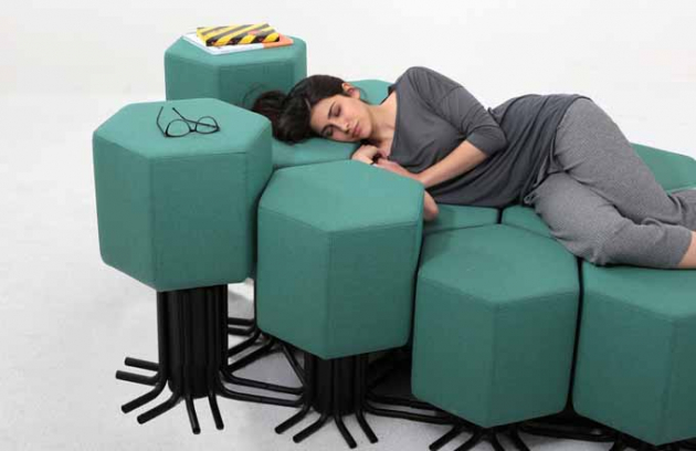 Skládejte interaktivně a nábytek vás neomrzí!