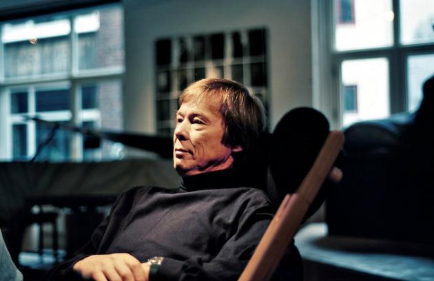 Designér Peter Opsvik: geniální židle Tripp Trapp
