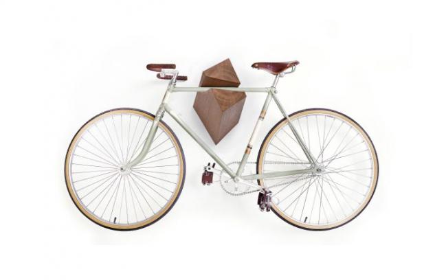 Zaparkujte kolo bezpečně i designově