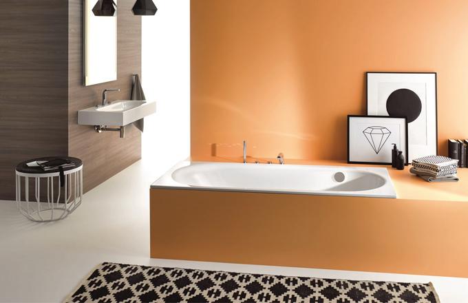 Bette rozšiřuje možnosti využití van BetteComodo v koupelnách: kromě nové velikosti nyní nabízí i několik verzí s bočním přepadem.
