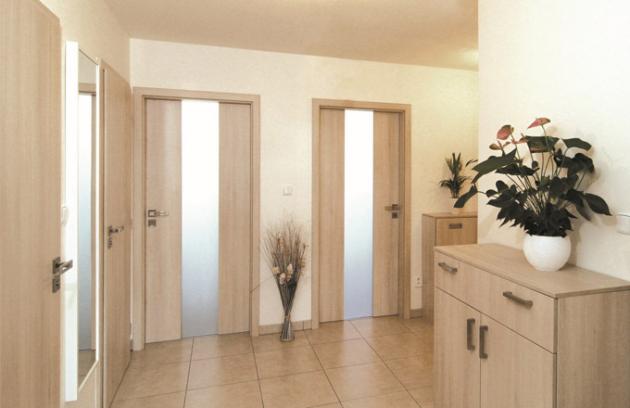 7 pravidel pro výběr interiérových dveří