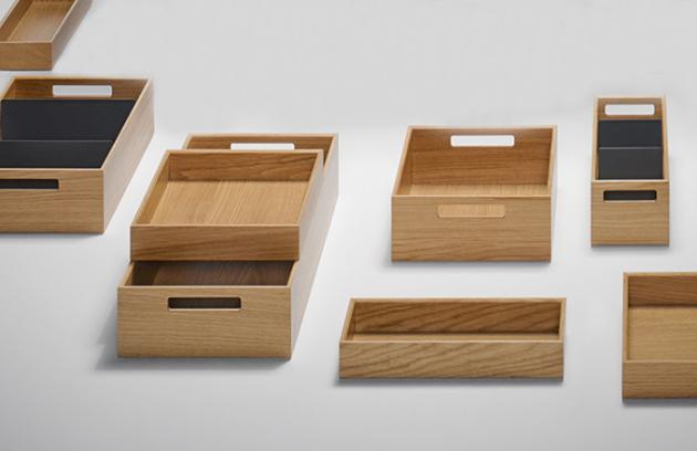next125 Flex-Boxes – perfektní kombinace pro kolekci next125