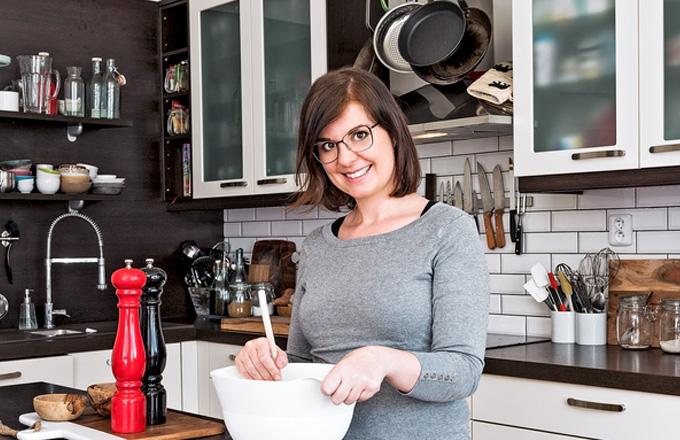 Rozhovor s Petrou Novotnou, autorkou kuchařky Vaříme s dětmi pro děti