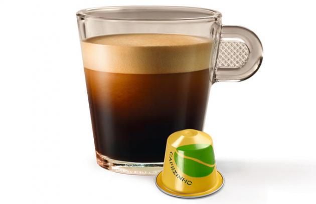 Novinka od NESPRESSA: Cafezinho do Brasil