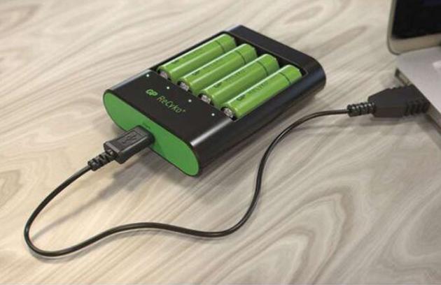 Nová generace nabíjecích baterií GP nabízí lepší vlastnosti i design