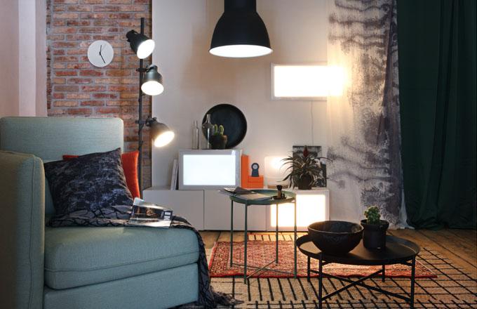 TRÅDFRI žárovka LED, E14, 400 lm, bezdrátová