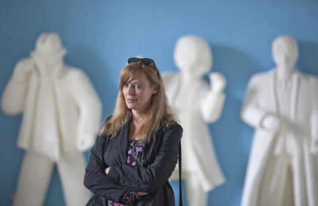 Erika Bornová (foto archiv nakladatelství KANT)