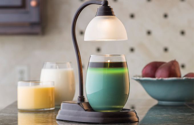 Candle Warmers: elegantní lampy a lucerny
