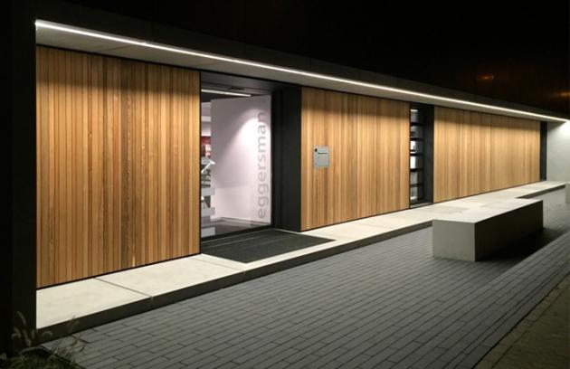 Představujeme: nový showroom Eggersmann