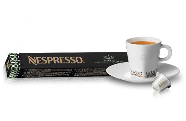 Nespresso přináší sváteční limitovanou edici