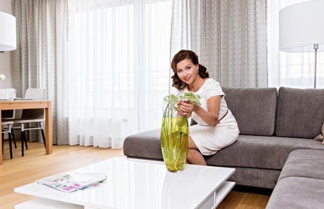 Herečka Dana Morávková: doma to miluju
