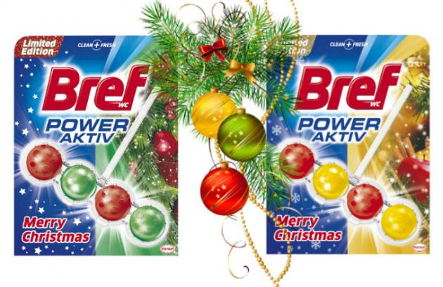 Čistota a svěžest s neodolatelnou vůní Vánoc