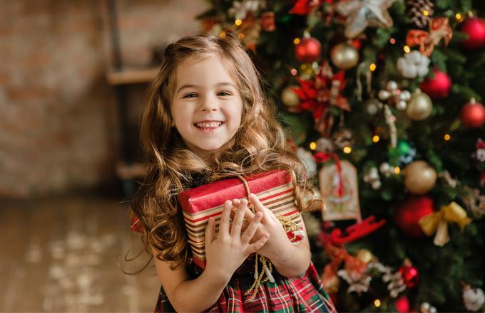 Tipy na vánoční dárky pro děti