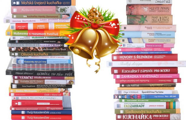 Tipy na knihy pod stromeček