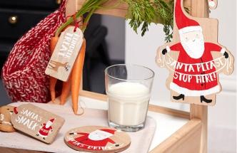 Vánoční dekorace pro správnou atmosféru (foto: Ginger Ray)