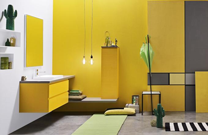 Kolekce E. LY klade důraz na geometrii a jednoduché barevné kombinace, matná povrchová úprava, dřevo a MDF, Arcom, cena na dotaz, www.arcomgroup.com