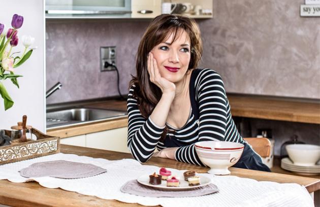 Jak bydlí herečka Tereza Kostková?