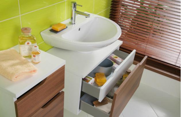 Jak správně pečovat o koupelnový nábytek?