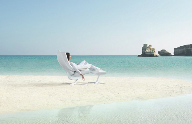 Světová novinka mezi relaxačními křesly