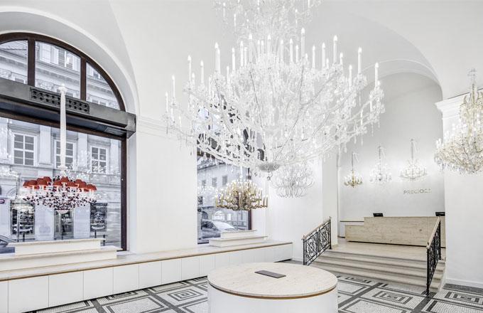 Preciosa slavnostně otevřela svůj první Flagship Store, a tím i symbolicky novou kapitolu českého křišťálu