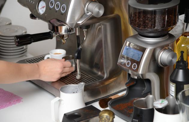 Co takhle si dát espresso nebo cappuccino?