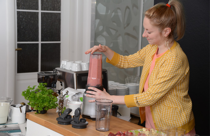 "Vaříme s  food bloggerkou ""Koko"""