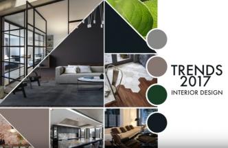 Designové trendy v interiéru 2017