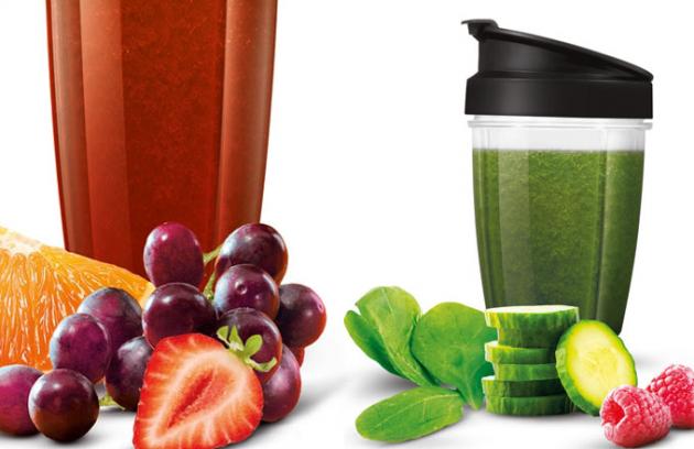 Dáte si smoothie nebo ovocný koktejl?