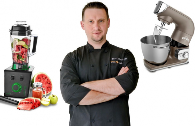 Pavel Václavík: bez čeho se kuchař neobejde