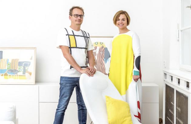 Jak bydlí architektka Magdalena Rochová?