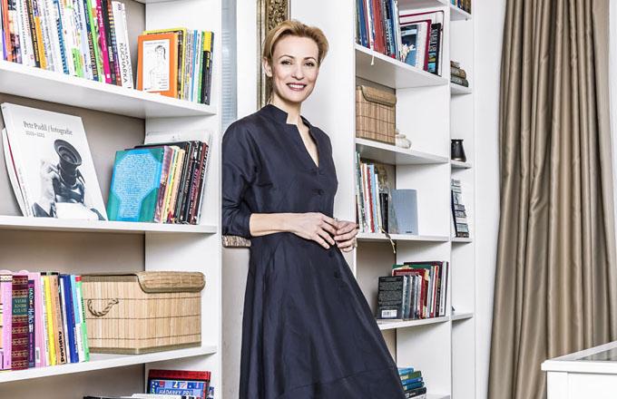 Martina Šmuková a její Růžové bublinky