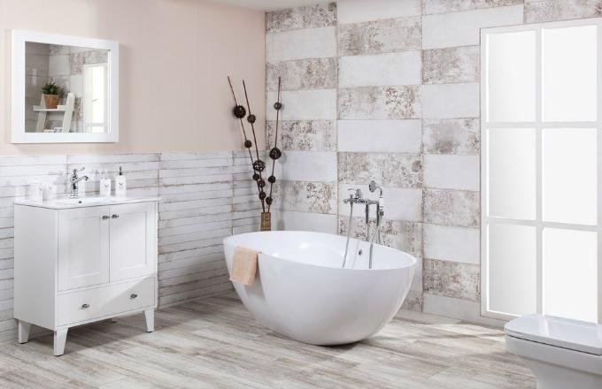 Koncept Provence koupelna