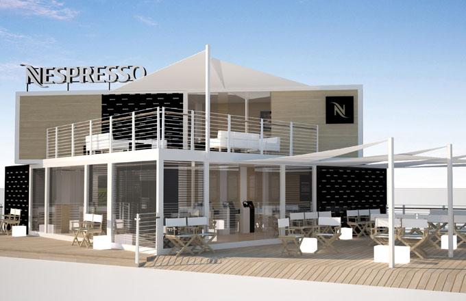 Nespresso již počtvrté přiveze do Karlových Varů prémiovou kávu  a představí vítěze soutěže vertikálních filmů NESPRESSO TALENTS