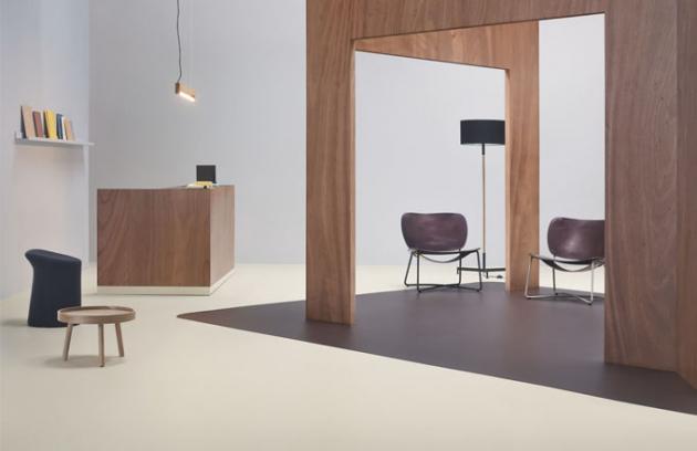 Aktuální novinkou společnosti Forbo je kolekce Marmoleum Solid, která získala ocenění IF Design Award 2017 a Red Dot Design Award 2017, více na www.forbo-flooring.cz