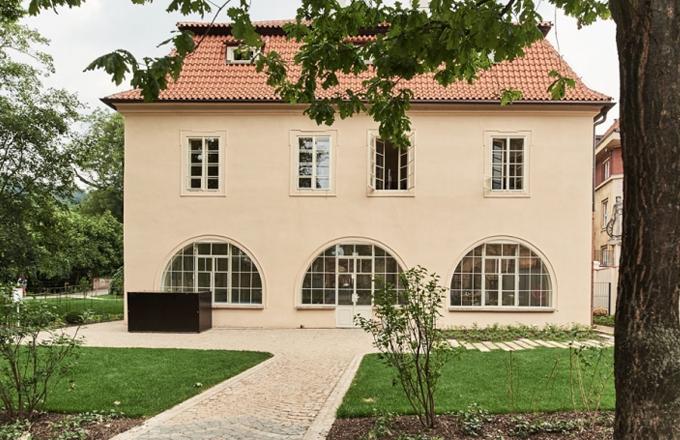 Werichova vila se otevřela veřejnosti