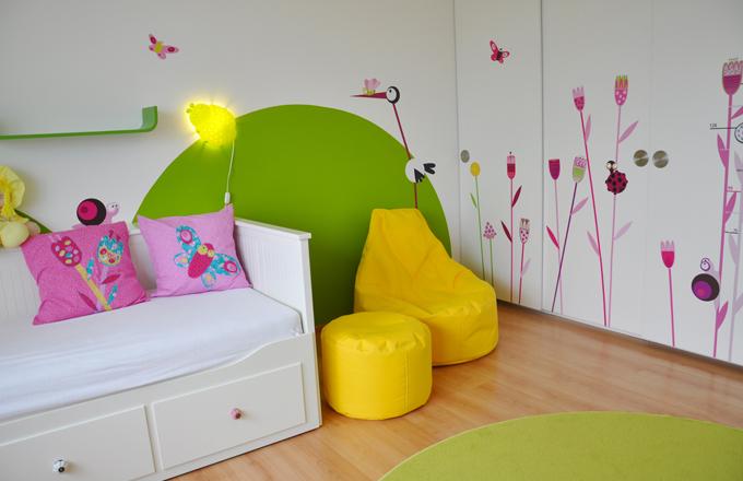6 tipů, jak proměnit dětský pokoj