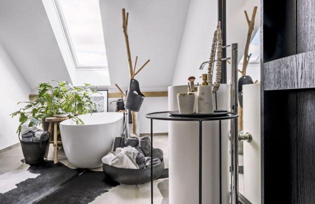 Luxusní koupelnové osušky a ručníky z bavlny a lnu, cena na dotaz, www.deconcept.cz